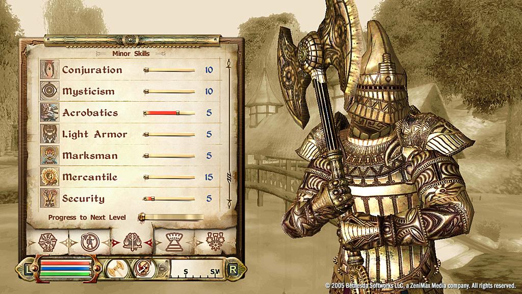 Oblivion Screenshot #68